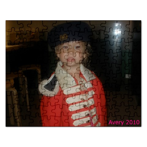 Avery  By Pat   Jigsaw Puzzle (rectangular)   V7860ssg2oyc   Www Artscow Com Front