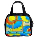 boy oh boy bag_2sides_2 - Classic Handbag (Two Sides)