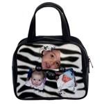 Kim Purse - Classic Handbag (Two Sides)