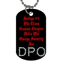 Dpo By Sneha   Dog Tag (two Sides)   Ojykcysxj57v   Www Artscow Com Back