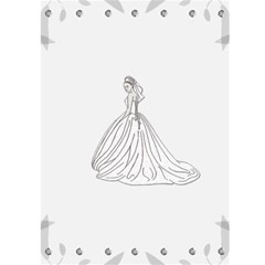 Wedding Card #2 By Lil    Greeting Card 5  X 7    Pgl7ocv858v1   Www Artscow Com Front Inside