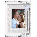 Wedding Card #3 - Greeting Card 5  x 7