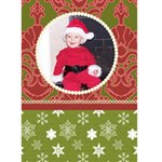 Making Spirits Bright 5x7 Christmas Card - Greeting Card 5  x 7