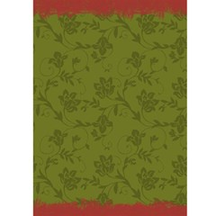 Making Spirits Bright 3 5x7 Christmas Card By Klh   Greeting Card 5  X 7    6r3y23nuin4g   Www Artscow Com Back Cover