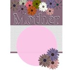 mother s day card - Greeting Card 5  x 7