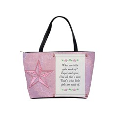 It s A Girl Bag By Lil    Classic Shoulder Handbag   Ztan1mqylf80   Www Artscow Com Back