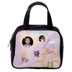 Wylie By Dominique   Classic Handbag (two Sides)   51qw0siu7oxn   Www Artscow Com Back