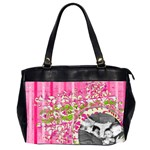 Fancy Purse - Oversize Office Handbag (2 Sides)