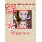 Friendship - Greeting Card 4.5  x 6