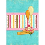 birthday card 1 - Greeting Card 5  x 7