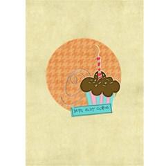 Birthday Card 1 By Sheena   Greeting Card 5  X 7    Dze1r56u4rsd   Www Artscow Com Front Inside