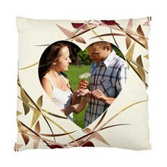 Love Pillow #2 By Lil    Standard Cushion Case (two Sides)   J2a5aomyaq1f   Www Artscow Com Back