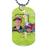 nolantag - Dog Tag (One Side)