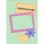 You re a special person - Custom Greeting Card 5  x 7