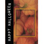 halloweeen card - Greeting Card 4.5  x 6