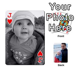 Jack Cards By Catherine   Playing Cards 54 Designs   49q7qn615050   Www Artscow Com Front - HeartJ