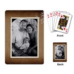 Old Vintage Playing Cards - Playing Cards Single Design