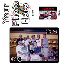 Vegas Cards By Carol Petrich   Playing Cards 54 Designs   20jn9at7yv33   Www Artscow Com Front - Club2