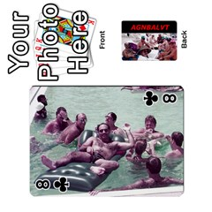 Vegas Cards By Carol Petrich   Playing Cards 54 Designs   20jn9at7yv33   Www Artscow Com Front - Club8