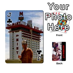 Jack Vegas Cards By Carol Petrich   Playing Cards 54 Designs   20jn9at7yv33   Www Artscow Com Front - ClubJ