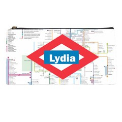Bolsa Metro By Lydia   Pencil Case   Iuq99a2hwszx   Www Artscow Com Front