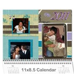 Calendar 2011 for Marcellins - Wall Calendar 11  x 8.5  (12-Months)