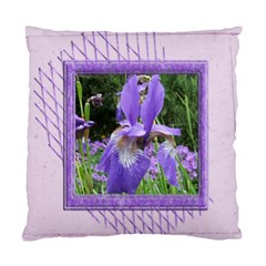 Do Not Stand At My Grave & Weep Cushion By Catvinnat   Standard Cushion Case (two Sides)   Vkqnlo51wlr8   Www Artscow Com Back