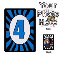 Abc+numbers Cards By Carmensita   Playing Cards 54 Designs   Qblo3v5oj4y2   Www Artscow Com Front - Diamond6