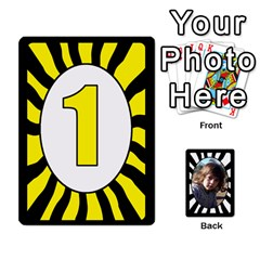Abc+numbers Cards By Carmensita   Playing Cards 54 Designs   Qblo3v5oj4y2   Www Artscow Com Front - Club8