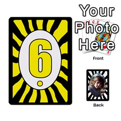 King Abc+numbers Cards By Carmensita   Playing Cards 54 Designs   Qblo3v5oj4y2   Www Artscow Com Front - ClubK
