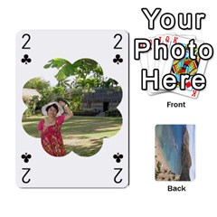 Hi By Yiqi   Playing Cards 54 Designs   0id5xc959ebc   Www Artscow Com Front - Spade2
