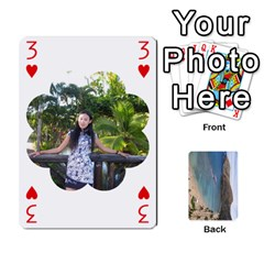 Hi By Yiqi   Playing Cards 54 Designs   0id5xc959ebc   Www Artscow Com Front - Heart3