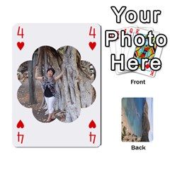 Hi By Yiqi   Playing Cards 54 Designs   0id5xc959ebc   Www Artscow Com Front - Heart4