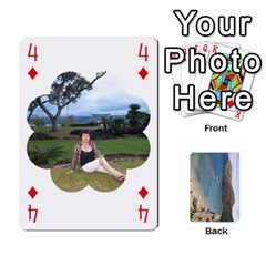 Hi By Yiqi   Playing Cards 54 Designs   0id5xc959ebc   Www Artscow Com Front - Diamond4