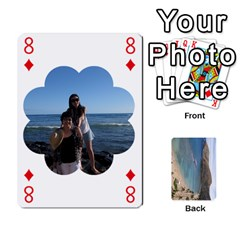 Hi By Yiqi   Playing Cards 54 Designs   0id5xc959ebc   Www Artscow Com Front - Diamond8