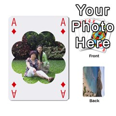 Ace Hi By Yiqi   Playing Cards 54 Designs   0id5xc959ebc   Www Artscow Com Front - DiamondA