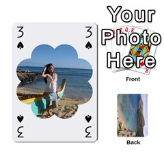 Hi By Yiqi   Playing Cards 54 Designs   0id5xc959ebc   Www Artscow Com Front - Club3