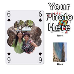 Hi By Yiqi   Playing Cards 54 Designs   0id5xc959ebc   Www Artscow Com Front - Club6