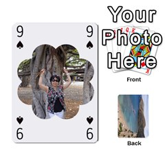 Hi By Yiqi   Playing Cards 54 Designs   0id5xc959ebc   Www Artscow Com Front - Club9