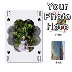 Hi By Yiqi   Playing Cards 54 Designs   0id5xc959ebc   Www Artscow Com Front - Club10