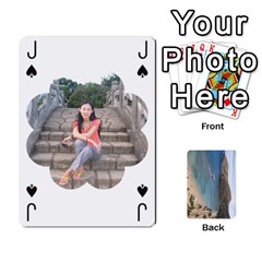 Jack Hi By Yiqi   Playing Cards 54 Designs   0id5xc959ebc   Www Artscow Com Front - ClubJ