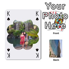 King Hi By Yiqi   Playing Cards 54 Designs   0id5xc959ebc   Www Artscow Com Front - ClubK
