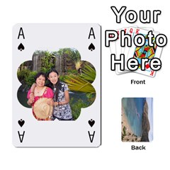 Ace Hi By Yiqi   Playing Cards 54 Designs   0id5xc959ebc   Www Artscow Com Front - ClubA