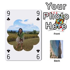 Hi By Yiqi   Playing Cards 54 Designs   0id5xc959ebc   Www Artscow Com Front - Spade9