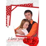 Love you forever - Greeting Card 5  x 7