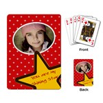 Deck Shining Star - Playing Cards Single Design