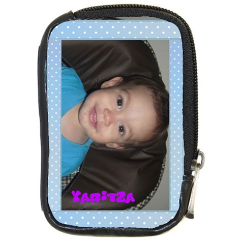 Camera Case Yaritza By Yaritza Barrera   Compact Camera Leather Case   Iyuimhwg5arw   Www Artscow Com Front