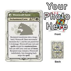 Jack Ilya Baranovsky s Wiz War 6 By Mathieu Perreault Dorion   Playing Cards 54 Designs   I3es8on24ph8   Www Artscow Com Front - SpadeJ