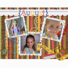 Beanblossom Calander 2011 By Angie Banet   Wall Calendar 11  X 8 5  (12 Months)   Sqs1ok0lm6xa   Www Artscow Com Month