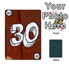 No Thanks335 By Mattias Bj?rnstr?m   Playing Cards 54 Designs   Kkl0d85kb42x   Www Artscow Com Front - Diamond5